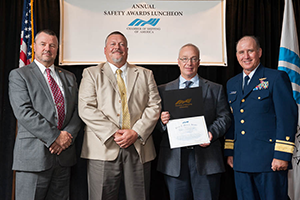 May 2016 Ship Safety Achievement Awards