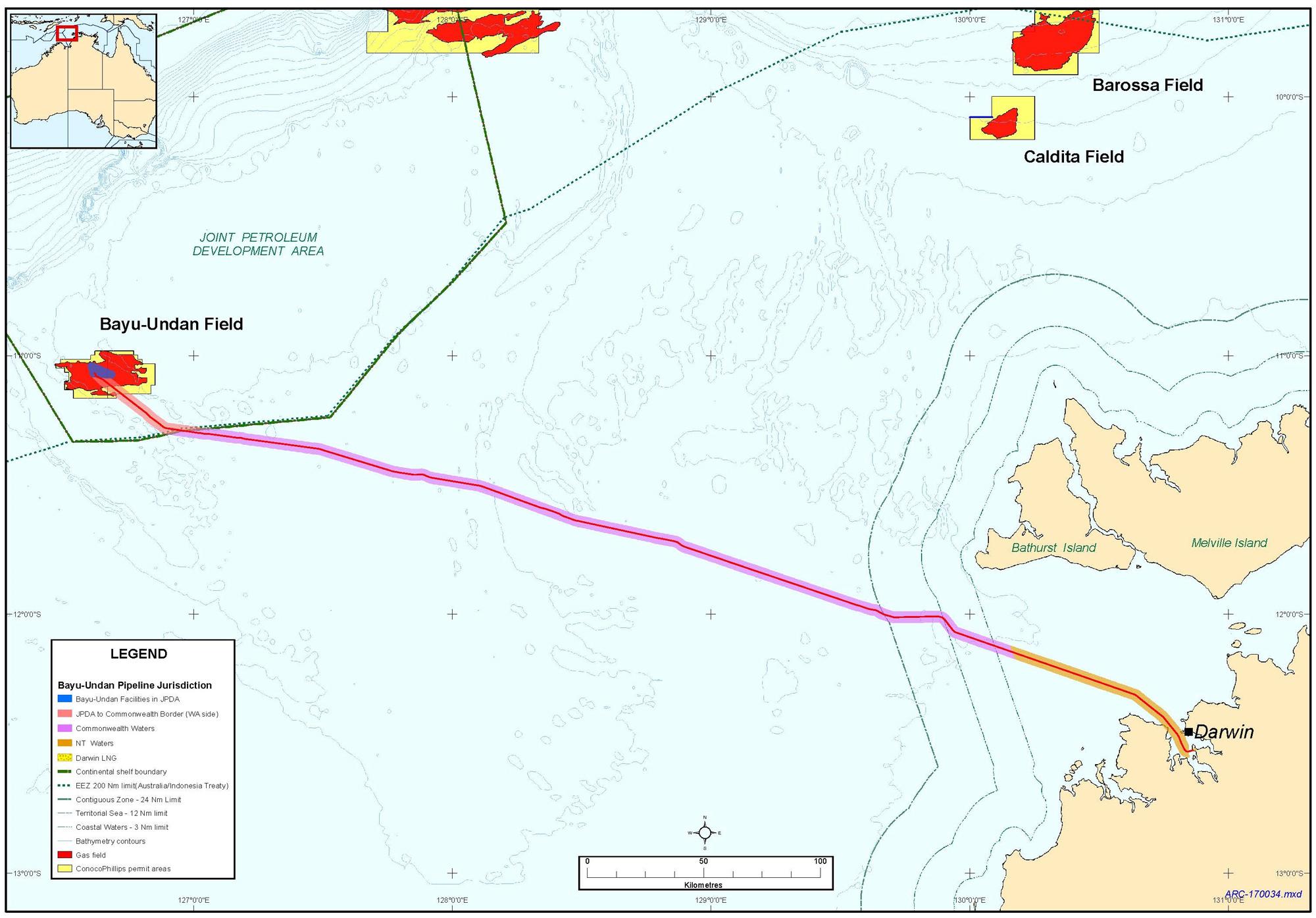 Darwin LNG | ConocoPhillips Australia