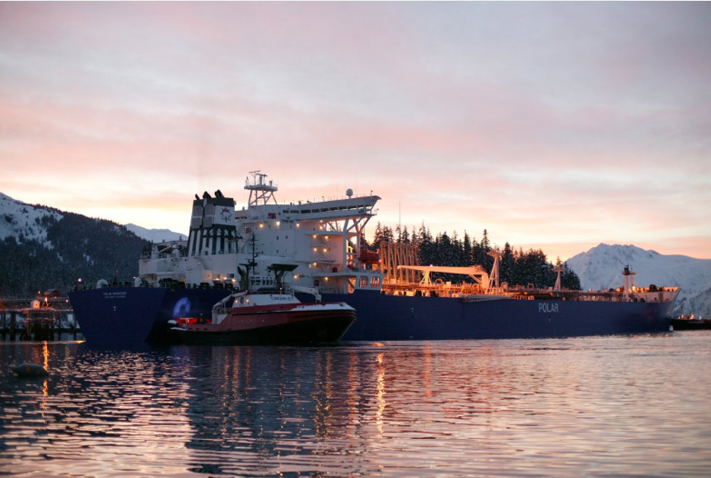 Polar Tankers – US West Coast | ConocoPhillips Alaska