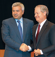 ConocoPhillips/LUKOIL Alliance