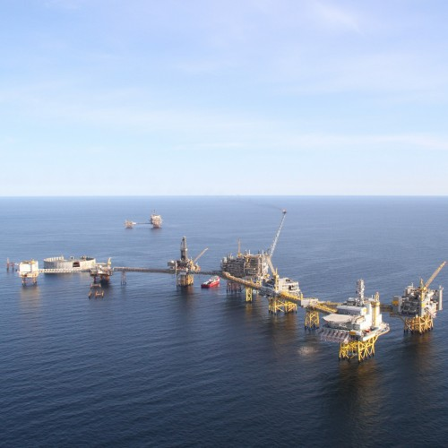 Ekofisk North Sea, Norway