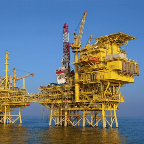 Penglai Oilfield Bohai Bay, China