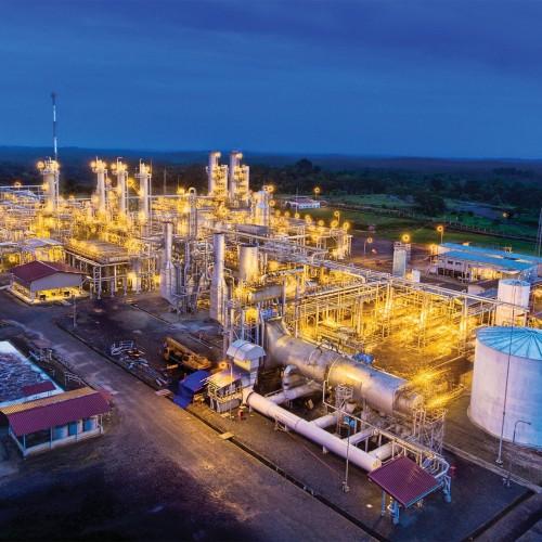印度尼西亚格里西克天然气厂
