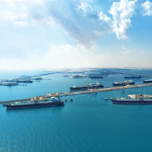 LNG Vessels Qatar