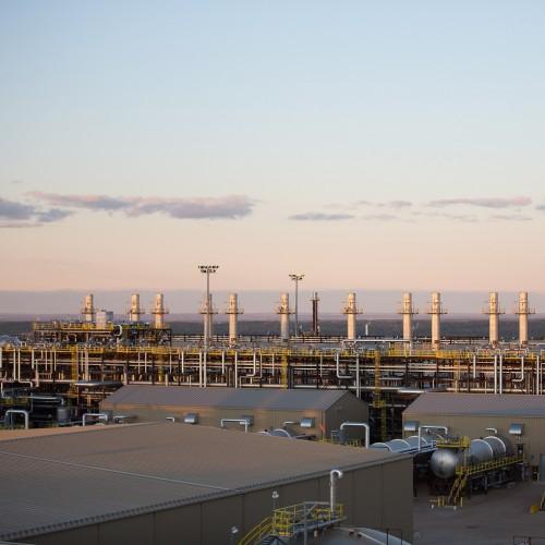 Surmont Oil Sands Phase 2 Alberta, Canada