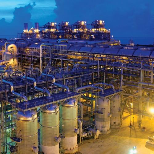 Liquefied Natural Gas Plant Darwin, Australia