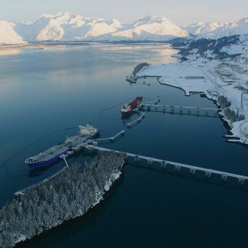 Polar Adventure Tanker Valdez, Alaska