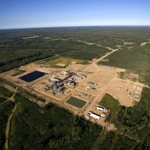 Surmont Oil Sands Phase 1 Alberta, Canada