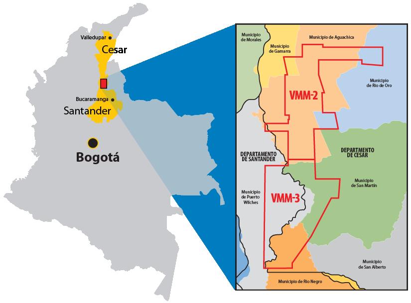 VMM-3 Map