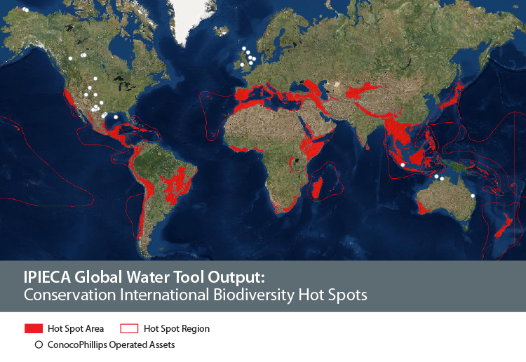 Biodiversity Hot Spot Mapping