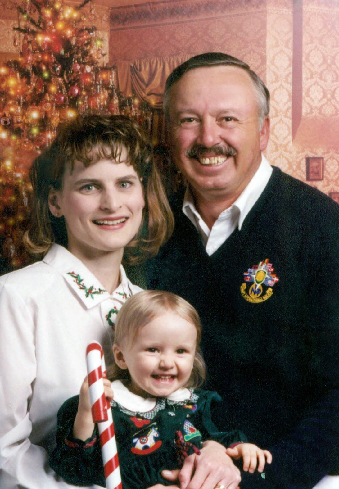 Jennifer, Joe and Katie Ellis.