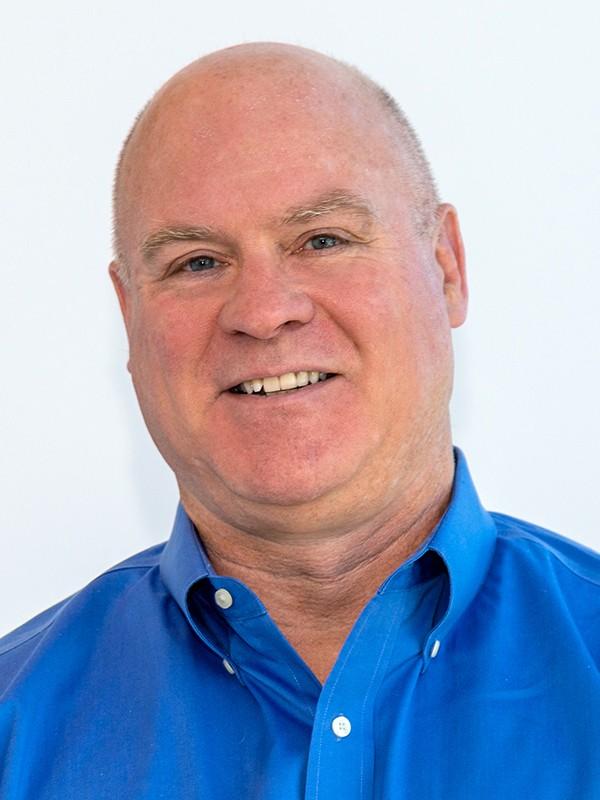 Doug Lamson headshot