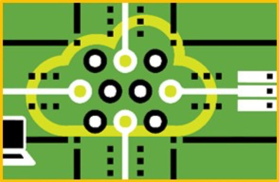electronics graphic