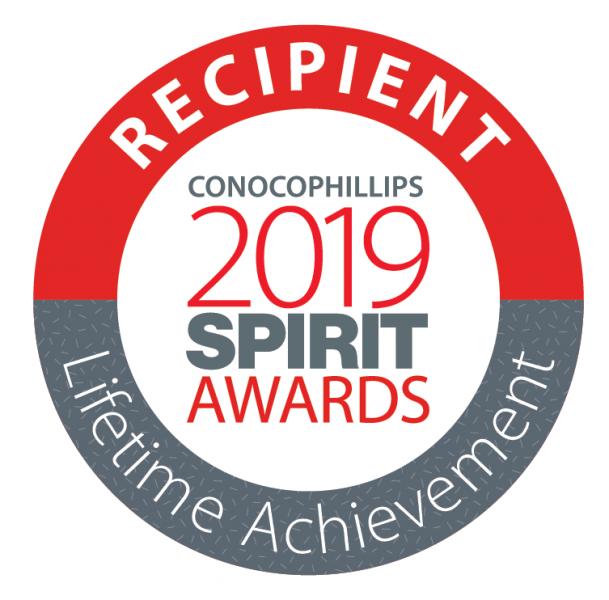 Spirit Award Winner Graphic