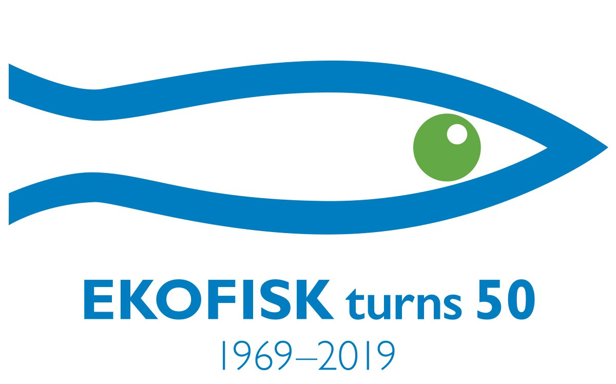 Ekofisk turns 50 logo