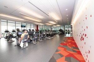 ConocoPhillips Center - Fitness area