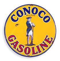 康菲公司的标志