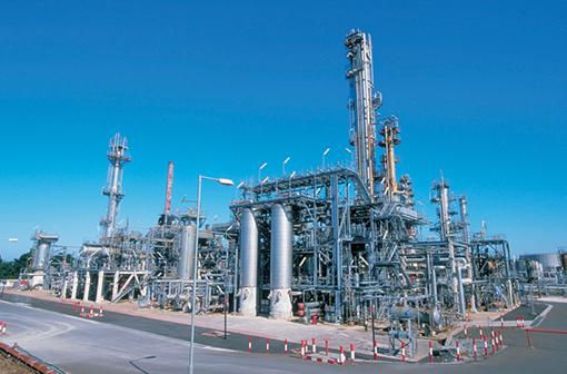 Wilhelmshaving炼油厂