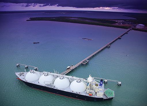 澳大利亚太平洋液化天然气