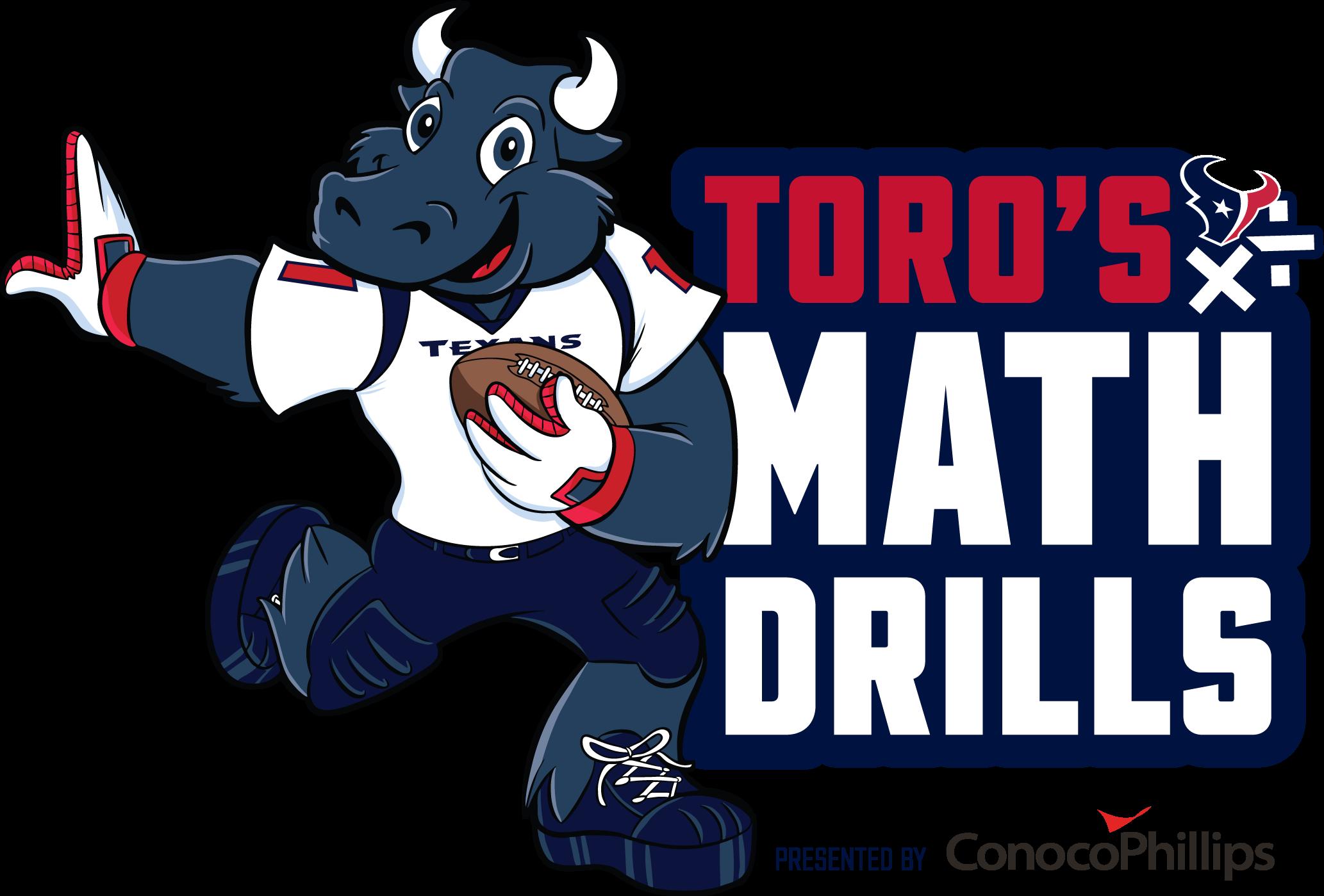TORO's Math Drills