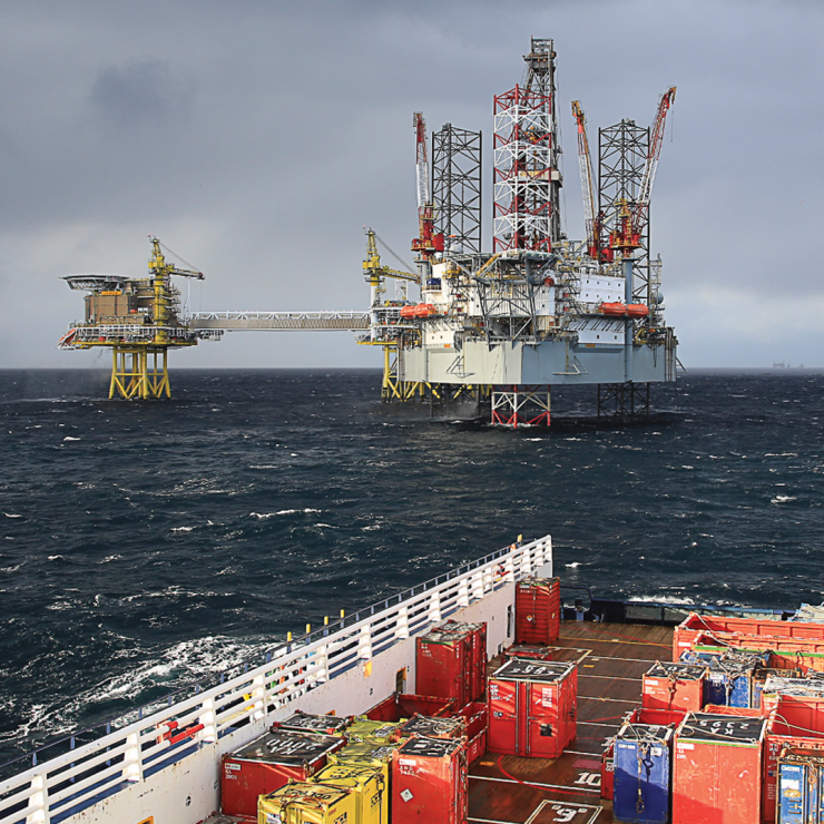 North Sea: U K  upbeat as J-Area drilling campaign resumes